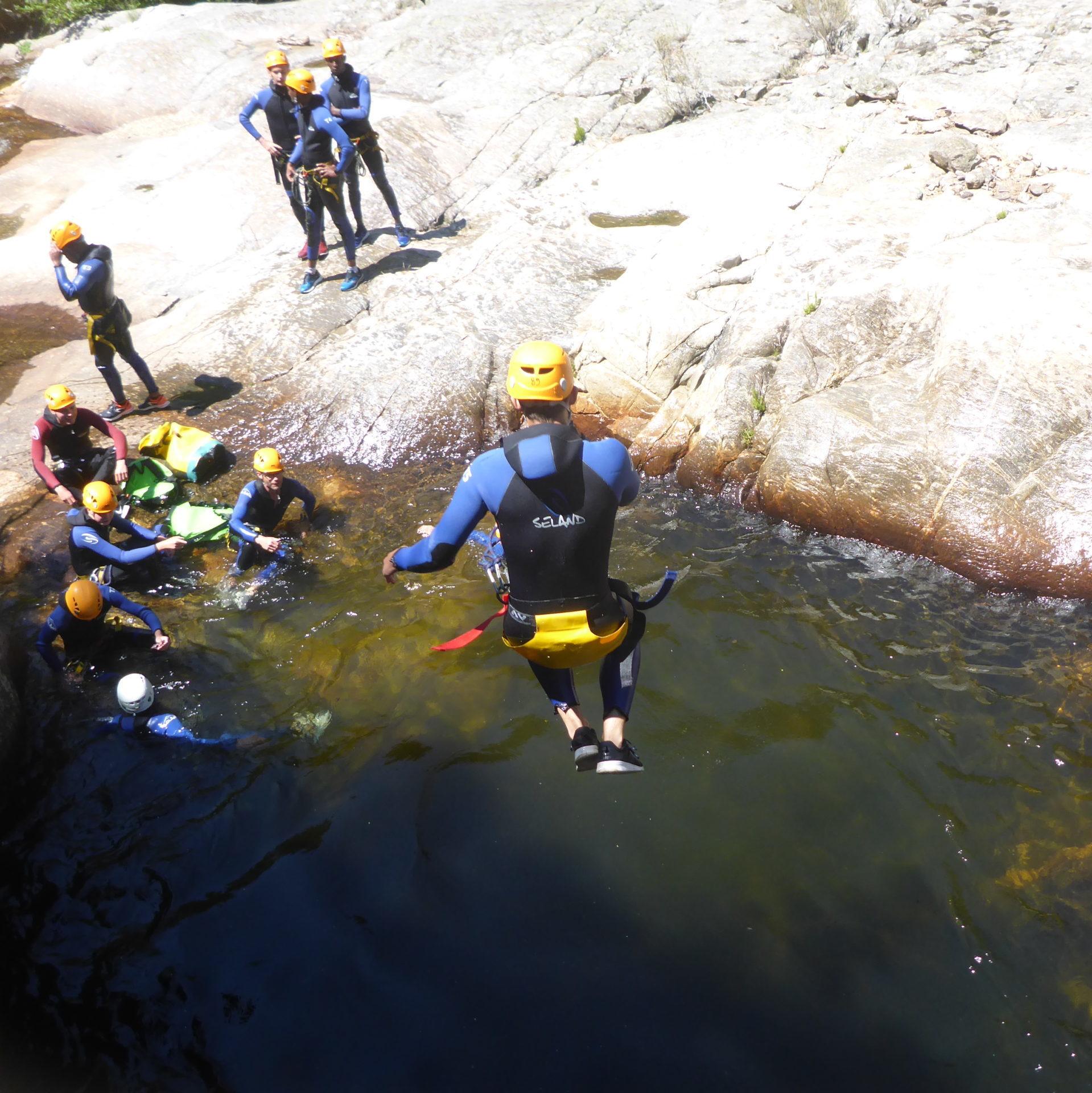 canyoning rec grand