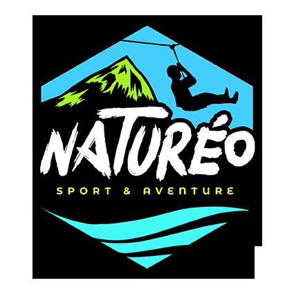 Activités nature Hérault, logo de Naturéo Sport Aventure