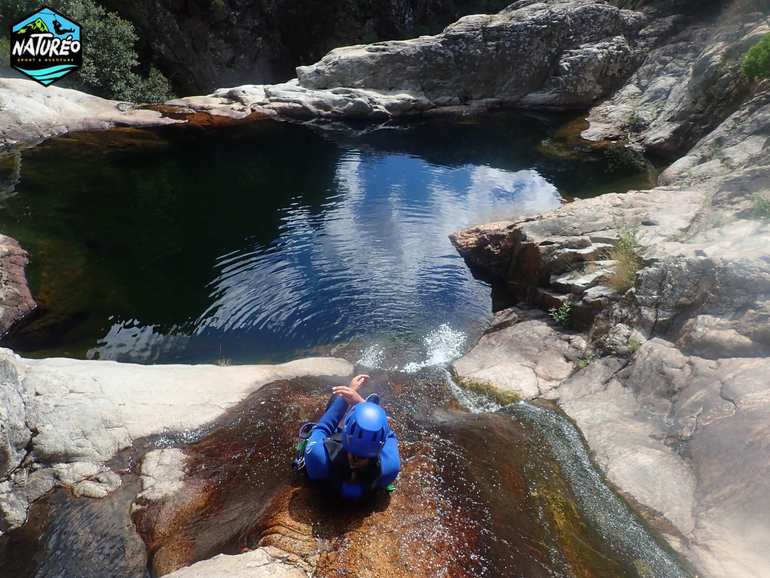 Canyoning Béziers, les meilleurs parcours de canyoning dans le massif du Caroux