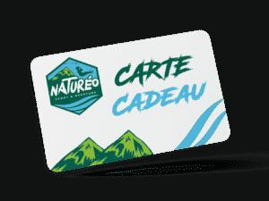 Carte cadeau Naturéo