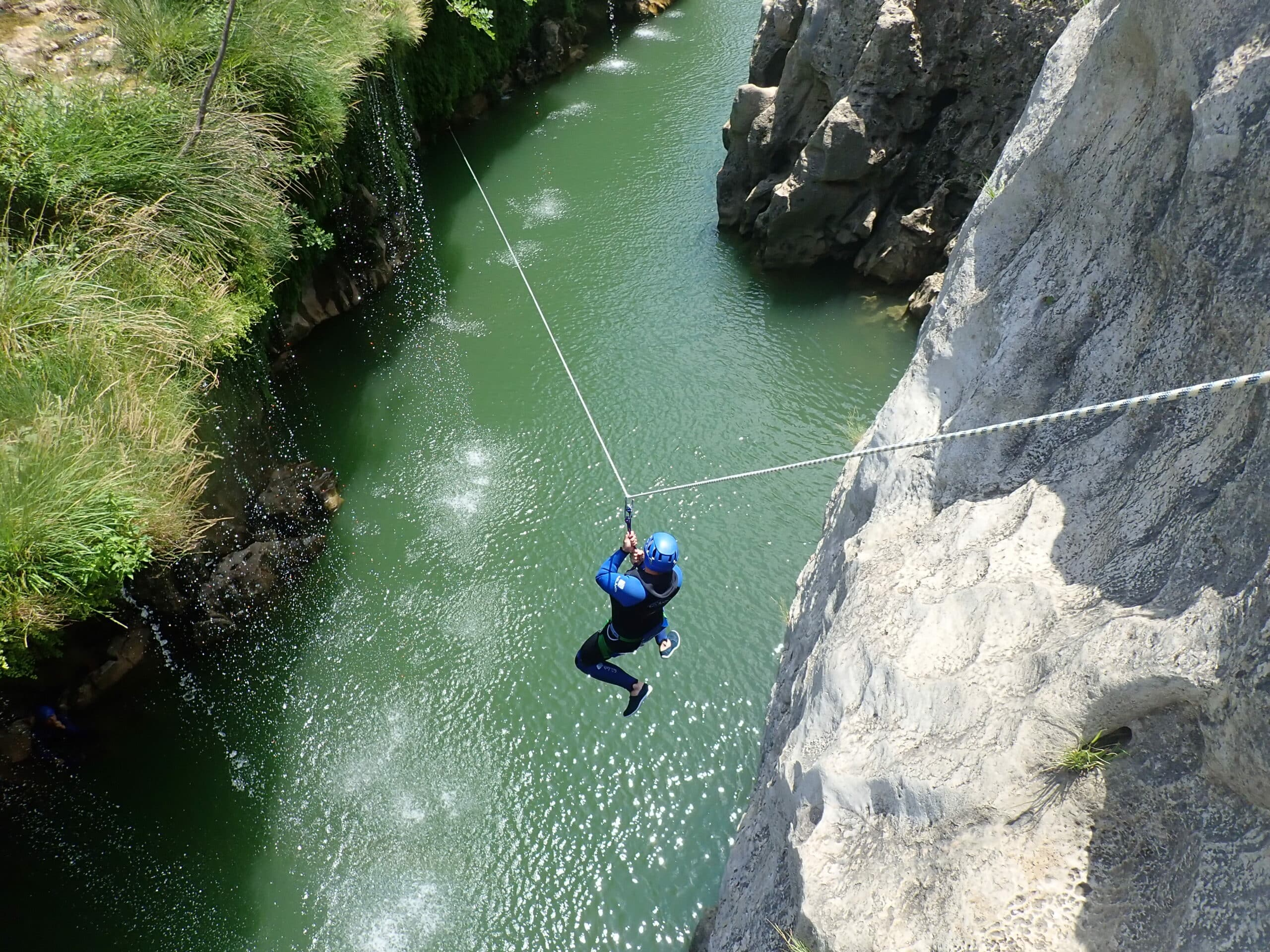 Canyoning Montpellier